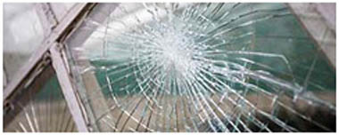 Clerkenwell Smashed Glass